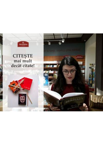 Citește mai mult decât CITATE!