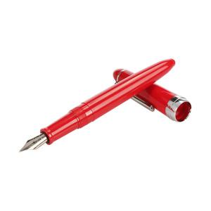 Stilou școlar Premium roșu peniță Iridium