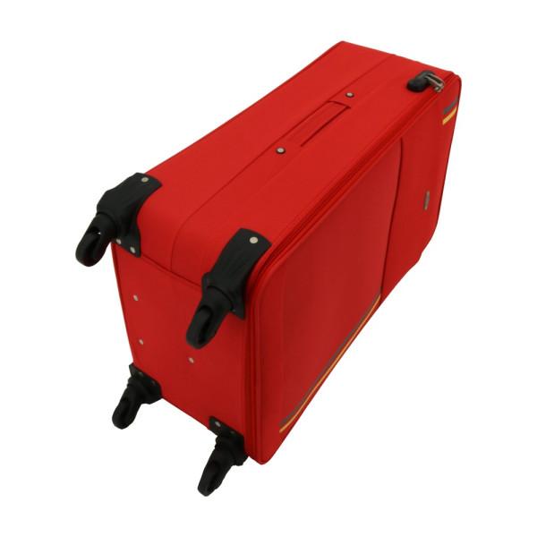 Troler Marshal 70x42x24 cm, 2.70 kg, roșu