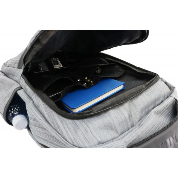 Rucsac laptop 15 inch Pulse 46x31x14 cm, 850 gr, gri