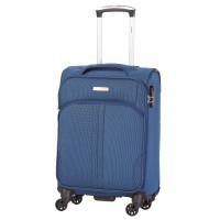 Troler Allure 55x36x22 cm, 2.2 kg, albastru