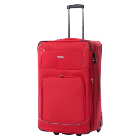 Troler Horizon 64x41x24 cm roșu