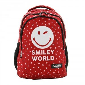 Rucsac Smiley World Type Evolution