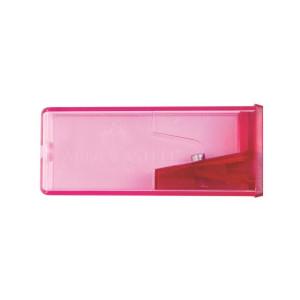 Ascuțitoare Plastic cu Container Fluorescent