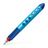 Stilou Școlar Scribolino Diverse Culori (Albastru, Negru, Roșu, Vernil, Blackberry) Faber-Castell