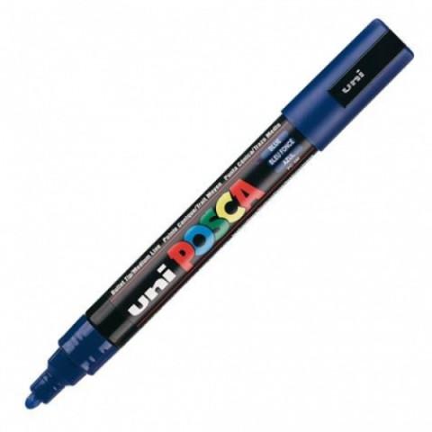 Marker Uni PC-5M Posca Albastru M173