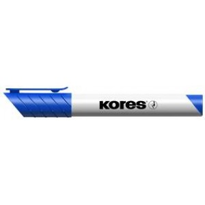 Marker whiteboard albastru 3mm Kores