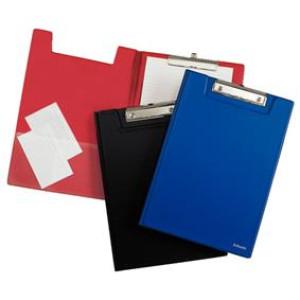 Clipboard dublu, albastru, Esselte