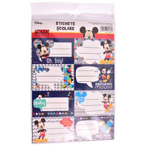 Etichete Licență Mickey 40buc