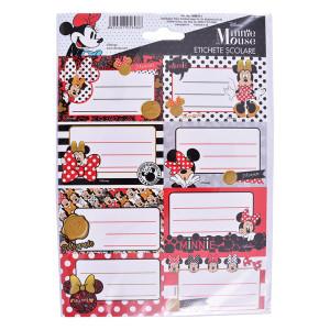 Etichetă Licență Minnie 40buc
