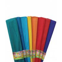 Hârtie creponată 10 cul/set, 10set/pach ColourKids