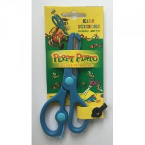 Foarfece copii Peppy Pinto KS115B MIX COLOR