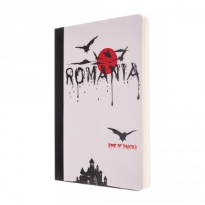 Agendă nedatată Dracula - România, foi matematică
