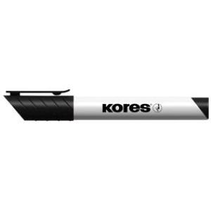 Marker whiteboard negru 3mm Kores