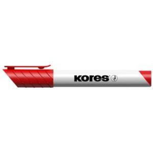 Marker whiteboard roșu 3mm Kores