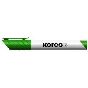 Marker whiteboard verde 3mm Kores