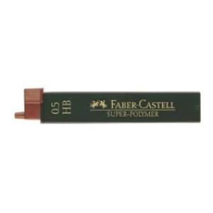 Mină creion 0.5 mm B Super-Polymer Faber-Castell