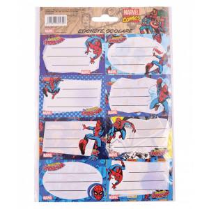 Etichete școlare 40/set Spider-Man R