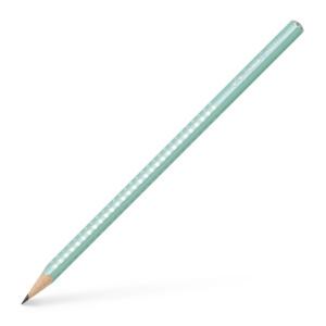 Creion Grafit B Sparkle Vernil Mentă