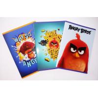 Caiet A5 Angry Birds 52 File Pătrățele