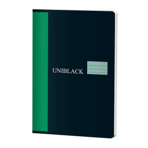 Caiet UNIBLACK A4 60file matematică 230gr copertă 70gr interior cop verde