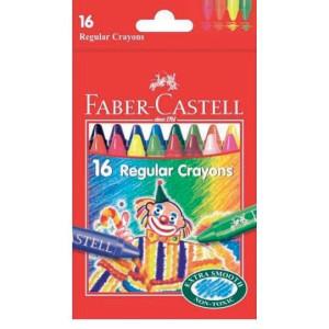 Creioane Cerate Clown 16 culori