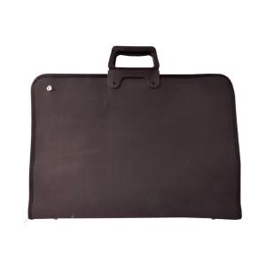 Geantă pentru articole Desen A3 format 37x54cm negru