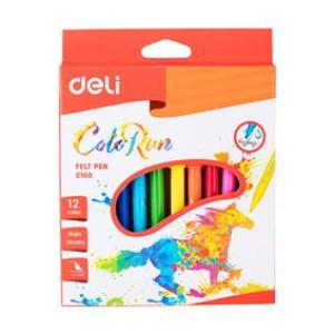 Carioci 12 culori Deli