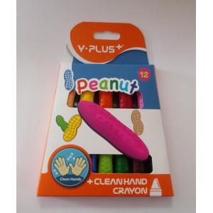 Creioane cerate Peanut