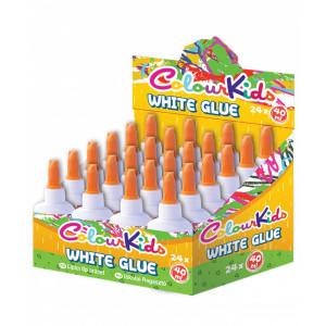 Lipici CK școlar alb 40ml NON TOXIC