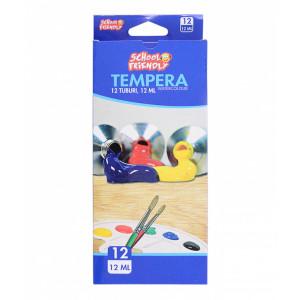 Set Tempera 12/set 12ml.
