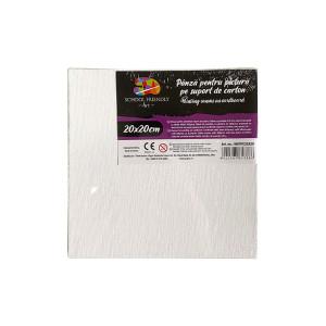 Pânză SF ART pictură carton 3 mm grosime, 20x20cm