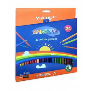 Creioane Color 24/set YP