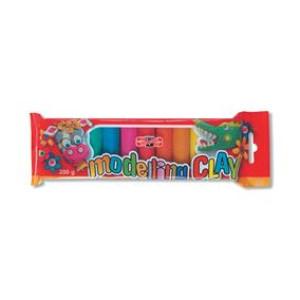 Plastilină 10 culori 200g Koh-I-Noor