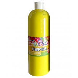 Tempera Colour KIDS sticla 500ml galben