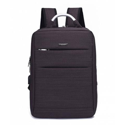 Ghiozdan Black Laptop 40x30x12cm căști usb L
