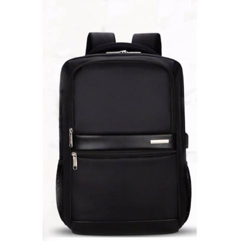 Ghiozdan Black Laptop 42x30x15cm căști usb