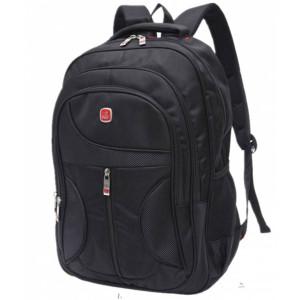 Ghiozdan Black Laptop 46x31x15cm căști usb