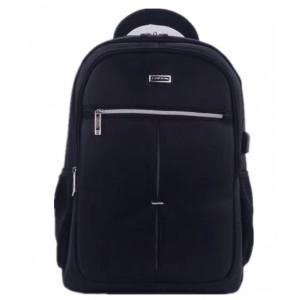 Ghiozdan Black Laptop 48x32x18cm căști usb