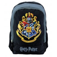 Ghiozdan Teens, negru Hogwarts Harry Potter