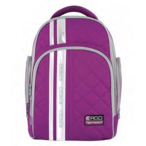 Ghiozdan Ergonomic Rainbow Purple