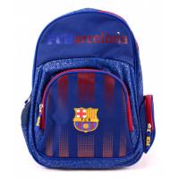 Ghiozdan clasa pregătitoare Barcelona Albastru