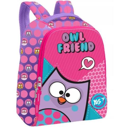 Ghiozdan Yes Owl Friend