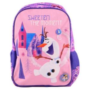 Ghiozdan clasa Pregătitoare Frozen Violet