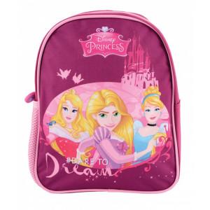Mini Ghiozdan Grădiniță roz Princess