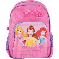 Ghiozdan clasa 0, roz, Princess