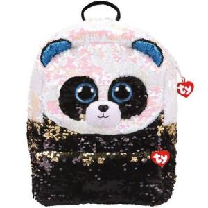 Rucsac Cu Paiete Bamboo Panda 2 compartimente Ty