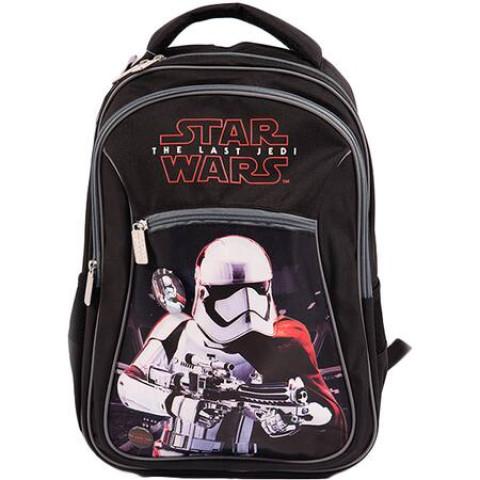 Ghiozdan clasa 1/4 negru Star Wars Ep. VIII