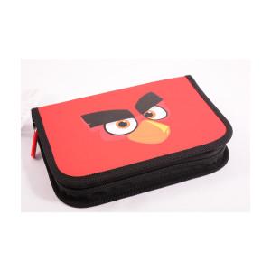 Penar Neechipat, 1 fermoar, 2 extensii, roșu-negru Angry Birds