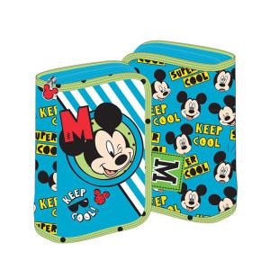 Penar Neechipat, 1 fermoar, 2 extensii, Bleu Mickey Mouse